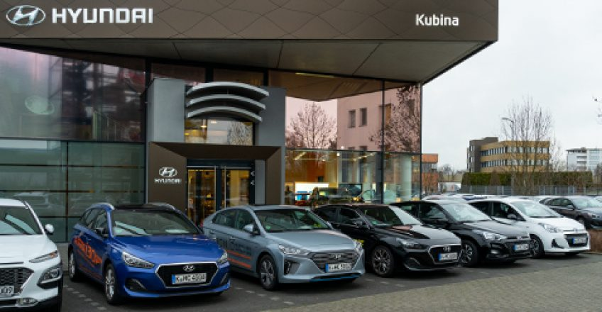 Kubina Gruppe – Ihr neuer Hyundai Partner im Köln