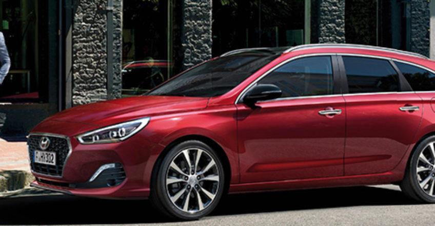 Hyundai i30 Gewerbespezial: Fahren Sie Business-Class!