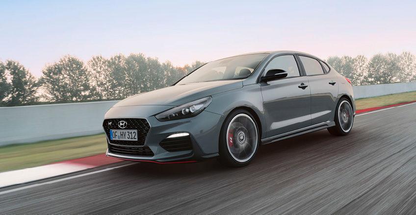 Hyundai i30 Fastback N: Design Trifft auf Rennsport