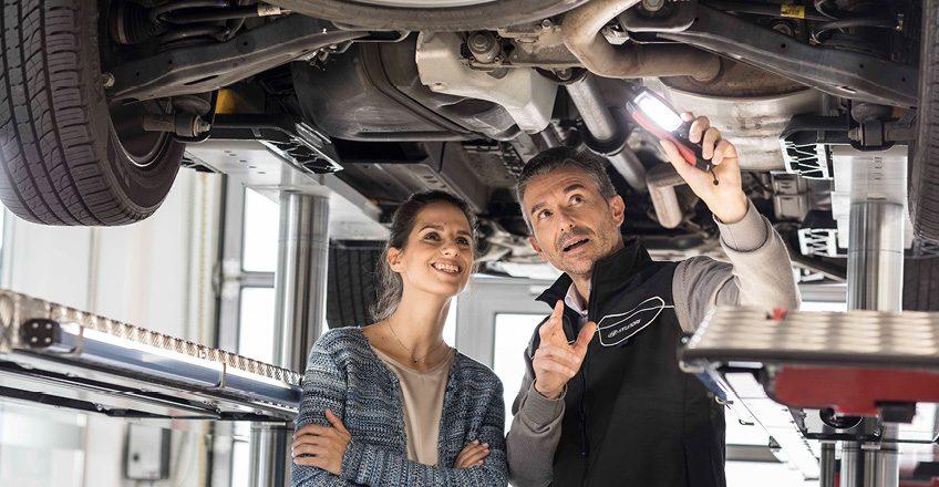 Frühlingshafte Service- und Teileangebote für Ihren Hyundai