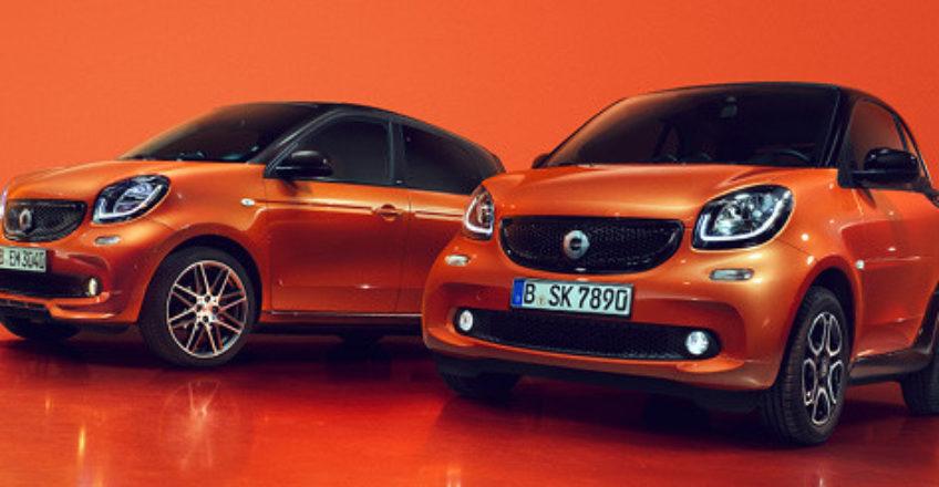 Die letzten ihrer Art: Attraktives Leasing Angebot für die smart Benziner! • smart und Mercedes Center