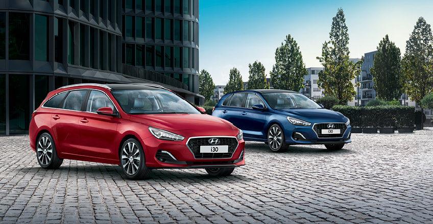 Angebot für Gewerbekunden: Hyundai i30 ab 99 Euro im Monat leasen