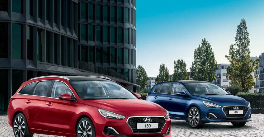 Platz satt für Deine Geschäftsidee mit dem Hyundai i30 oder dem Hyundai i30 Kombi und unserem unschl…