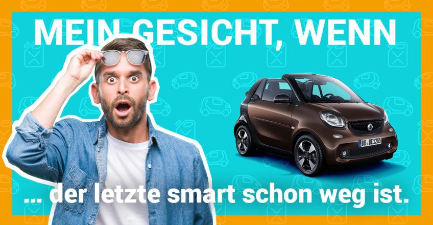 Smart fortwo Coupé Neuwagen schon für 136 Euro* im Monat leasen? No Problem!  Hol Dir jetzt einen un…