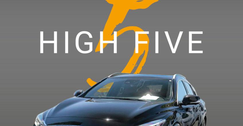 High 5! Ab sofort heißt es bei Kubina: Einschlagen zum Top Preis!  Wir haben für Euch 5 Gebrauchtwag…
