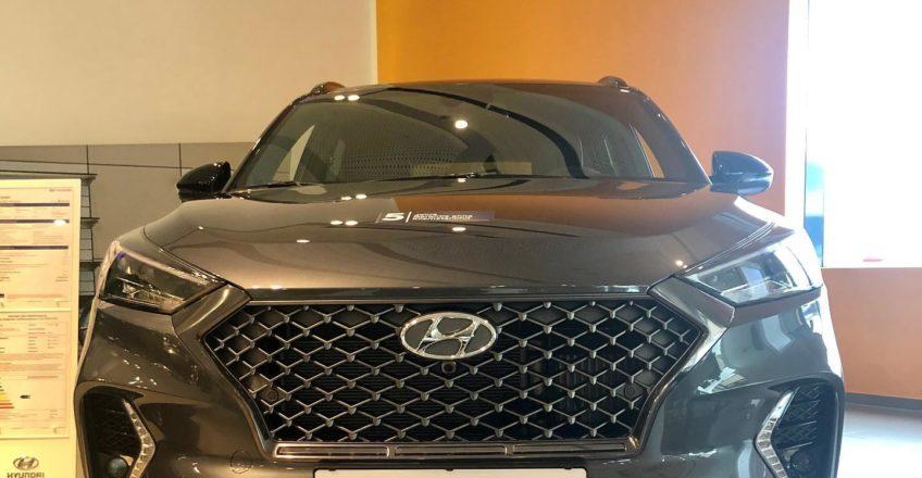 Der Hyundai Tucson N-Line . Sportlicher Style und Fahrspaß. Wir sind jederzeit für euch da und selbs…