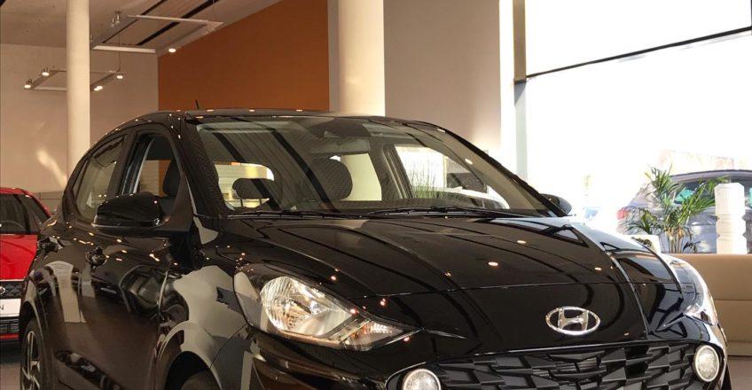 Der neue Hyundai i10 ist bei uns  ein unglaublich cooler Flitzer  Er freut sich auf viele Besucher u…