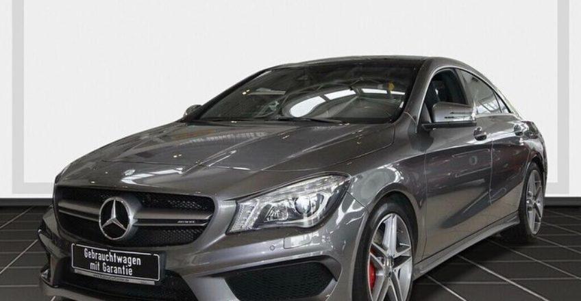 Mercedes-Fans aufgepasst   Wir stellen euch unseren wunderschönen CLA 45 AMG vor. Das Auto ist der H…
