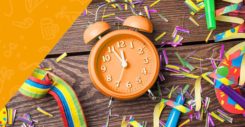 Geänderte Öffnungszeiten über Karneval