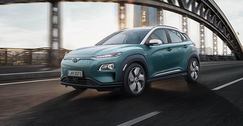Hyundai Kona Elektro: Jetzt Prämie und 8 Jahre Garantie sichern
