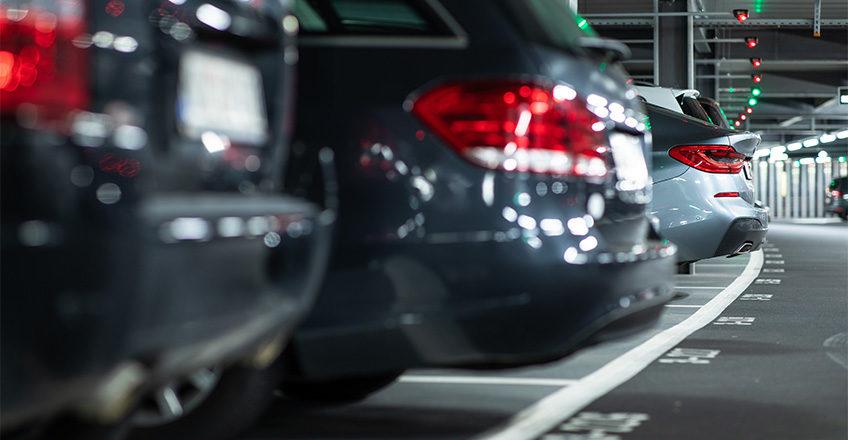 Stellplatzvermietung: Fahrzeug einlagern im Kubina Carcenter