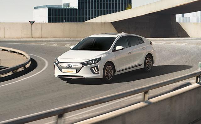 Hyundai IONIQ Elektroauto